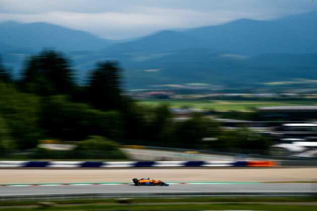McLaren, Ausztria