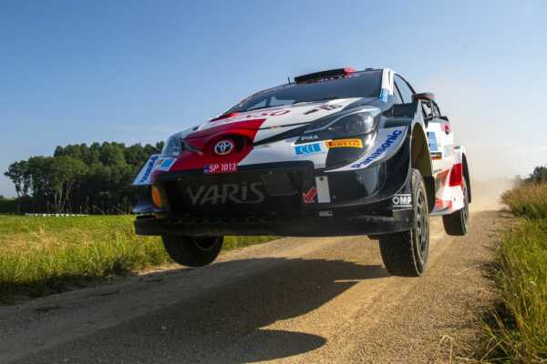 Estonia WRC