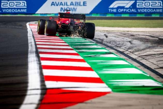 Ferrari, kerbs