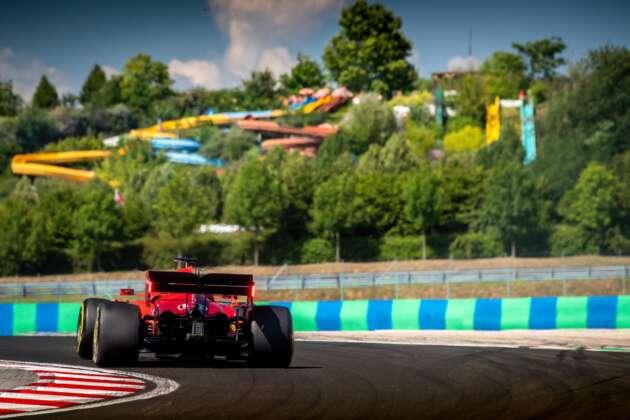 Ferrari, Hungaroring