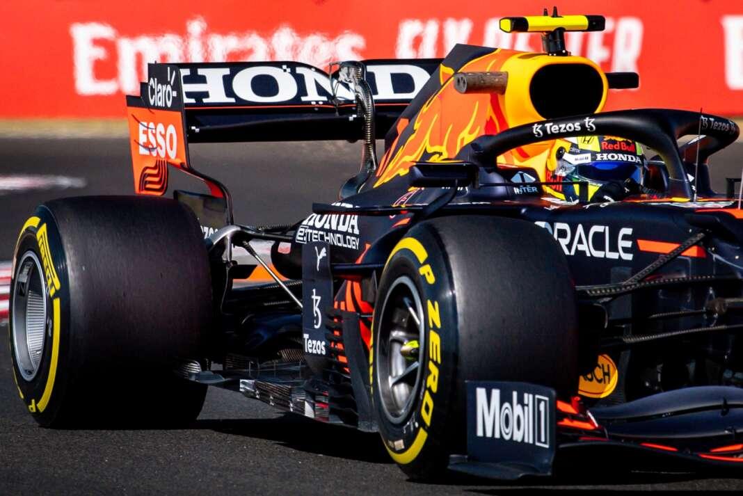Sergio Pérez, Honda