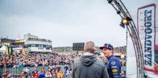 Max Verstappen, holland, zandvoort