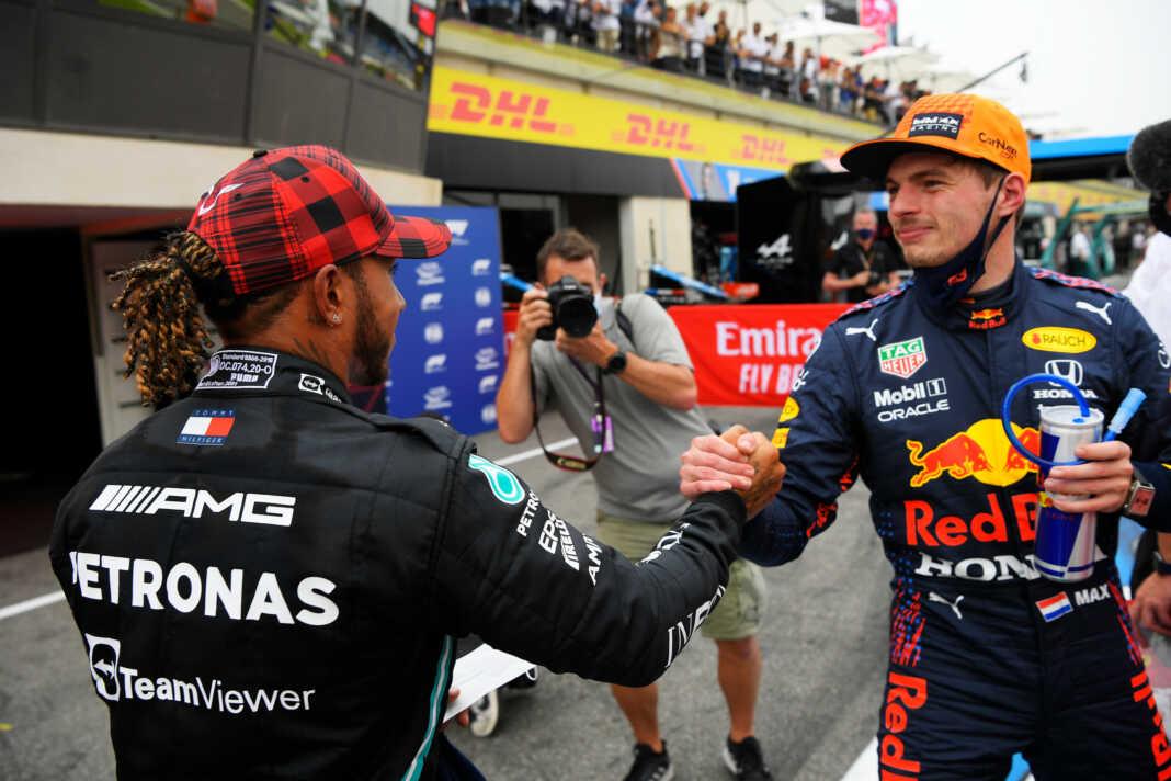 Lewis Hamilton Max Verstappen, f1