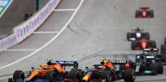 Lando Norris, Sergio Pérez, Red Bull, McLaren