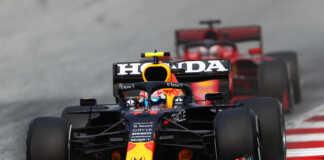 Sergio Perez, Charles Leclerc
