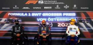 Valtteri Bottas, Max Verstappen, Lando Norris, Mercedes, Red Bull, McLaren