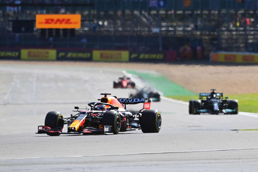 Max Verstappen, Lewis Hamilton, racingline