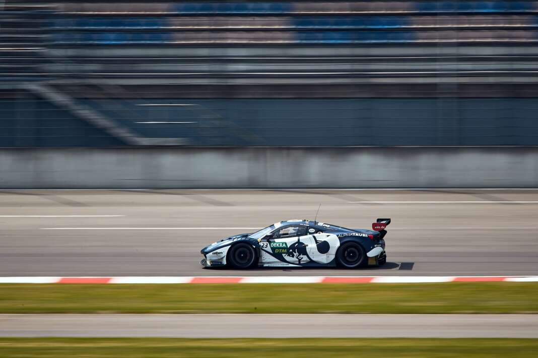 Alex Albon, Red Bull, Ferrari, DTM, Lausitzring, racingline.hu