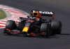 Max Verstappen, racingline