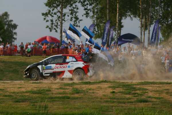 Észt Rally