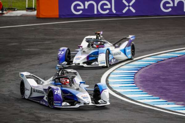Maximilina Günther & Jake Dennis, BMW i Andretti, Formula E, racingline.hu