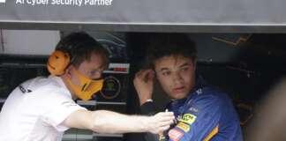 Lando Norris, Will Joseph, McLaren