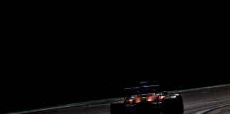 Daniel Ricciardo, McLaren, racingline