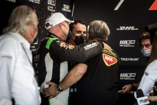 Michelisz Norbert, Robert Huff, Zengő Zoltán, WTCR, racingline.hu