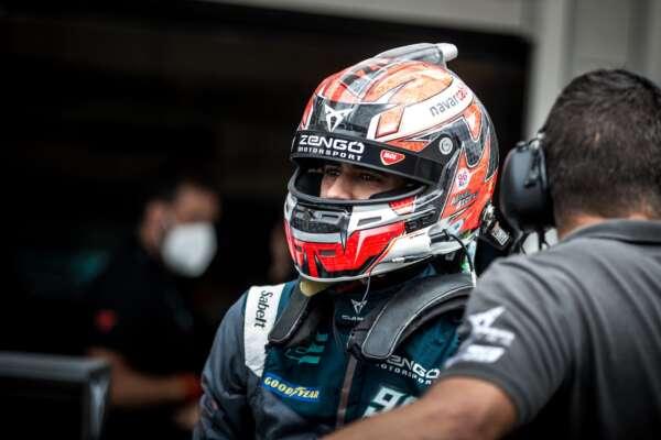 Mikel Azcona, Zengő Motorsport, Pure ETCR, racingline.hu