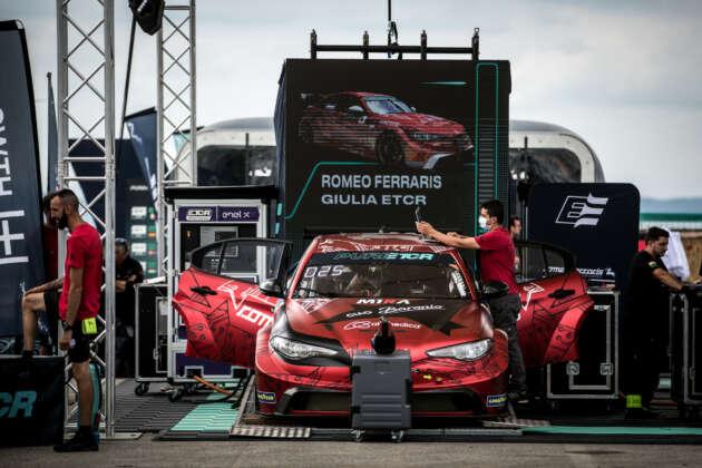 Pure ETCR, Alfa Romeo, M1ra