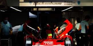#708 GLICKENHAUS RACING , WEC, Le Mans, racingline.hu