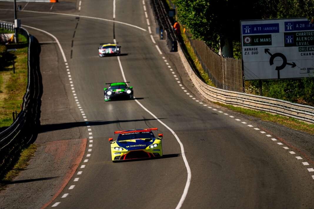 Le Mans, WEC, GT, racingline.hu