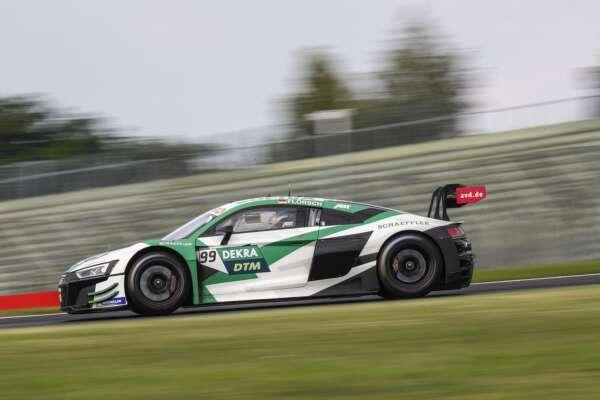 Sophia Flörsch, Audi, DTM, racingline.hu
