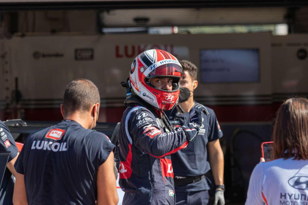 Michelisz Norbert, BRC Hyundai, WTCR, racingline.hu