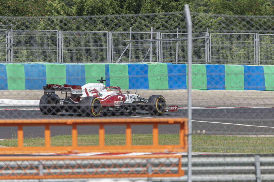 Théo Pourchaire, hungaroring