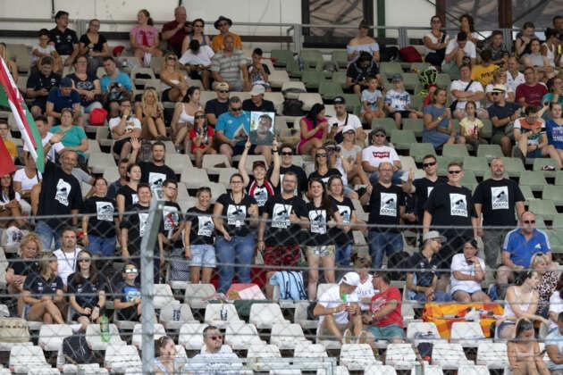 Golyó, fans