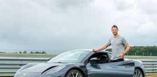 Jenson Button, Lotus Emira