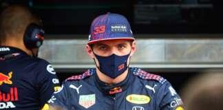 Max Verstappen, Red Bullll