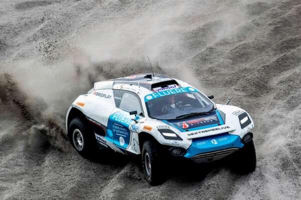 Andretti United Autosport, Timmy Hansen & Catie Munnings, Extreme E, Arctic X Prix, racingline.hu