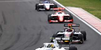 F3, racingline