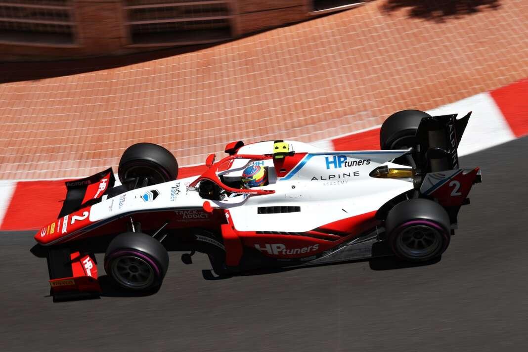 Formula 2, Oscar Piastri