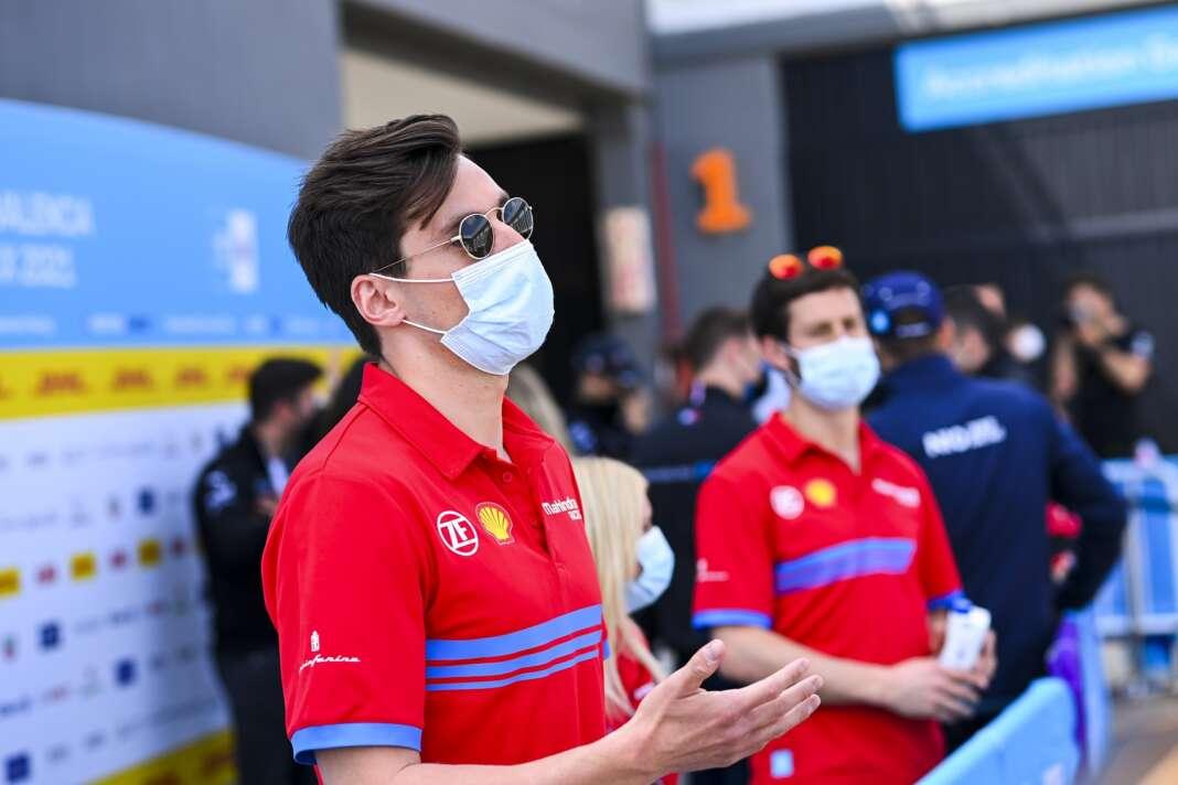 Alex Lynn & Alexander Sims, Mahindra, Formula E, racingline.hu