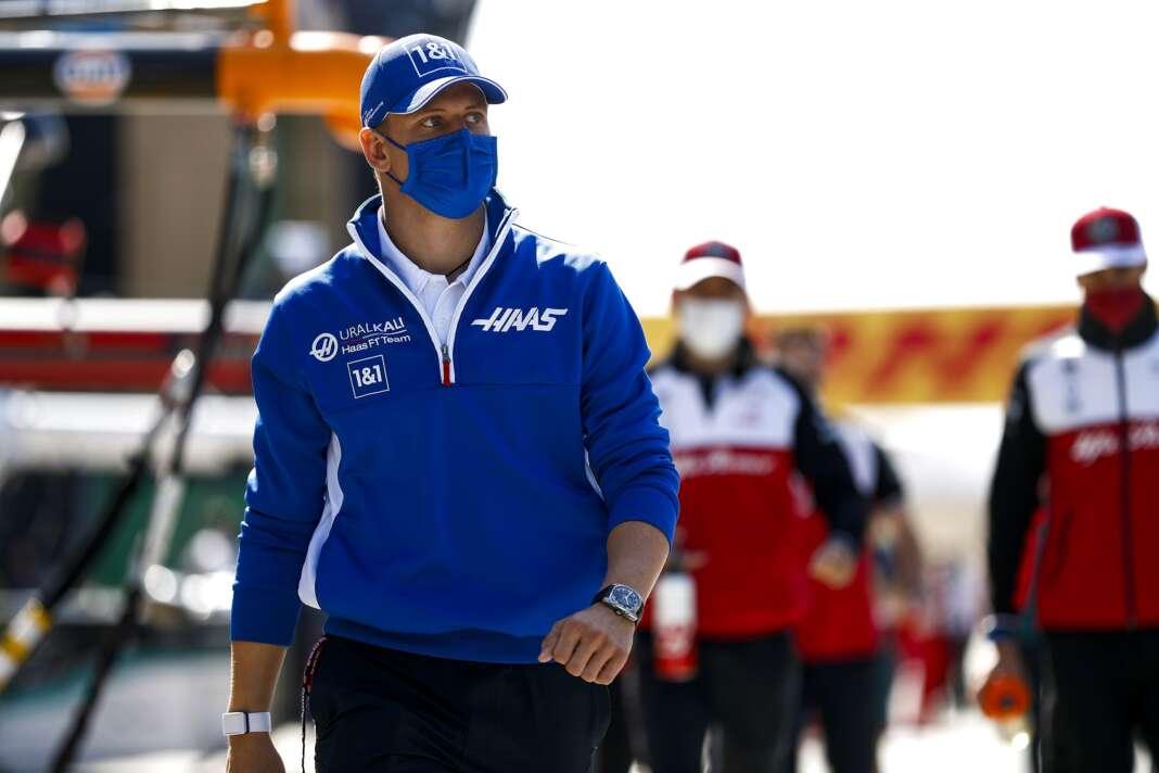 Mick Schumacher, Haas, F1, Forma-1, racingline.hu