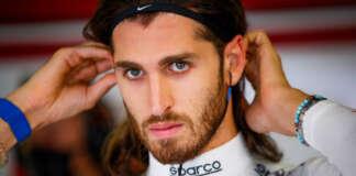Antonio Giovinazzi, racingline