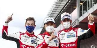 Louis Délétraz, Ye Yifei, Robert Kubica, Team WRT, ELMS, racingline.hu