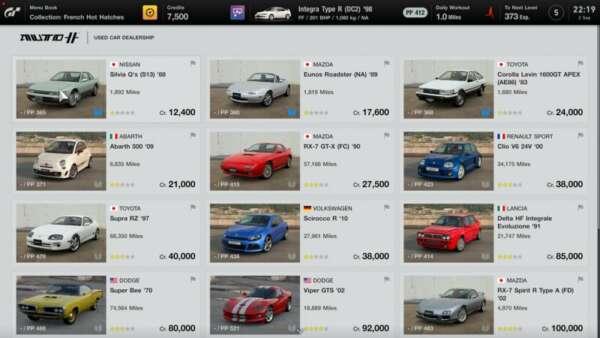 Grand Turismo 7