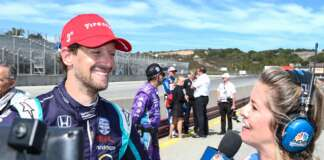 Romain Grosjean, Dale Coyne Racing, IndyCar, racingline.hu