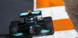 Valtteri Bottas, Rosberg