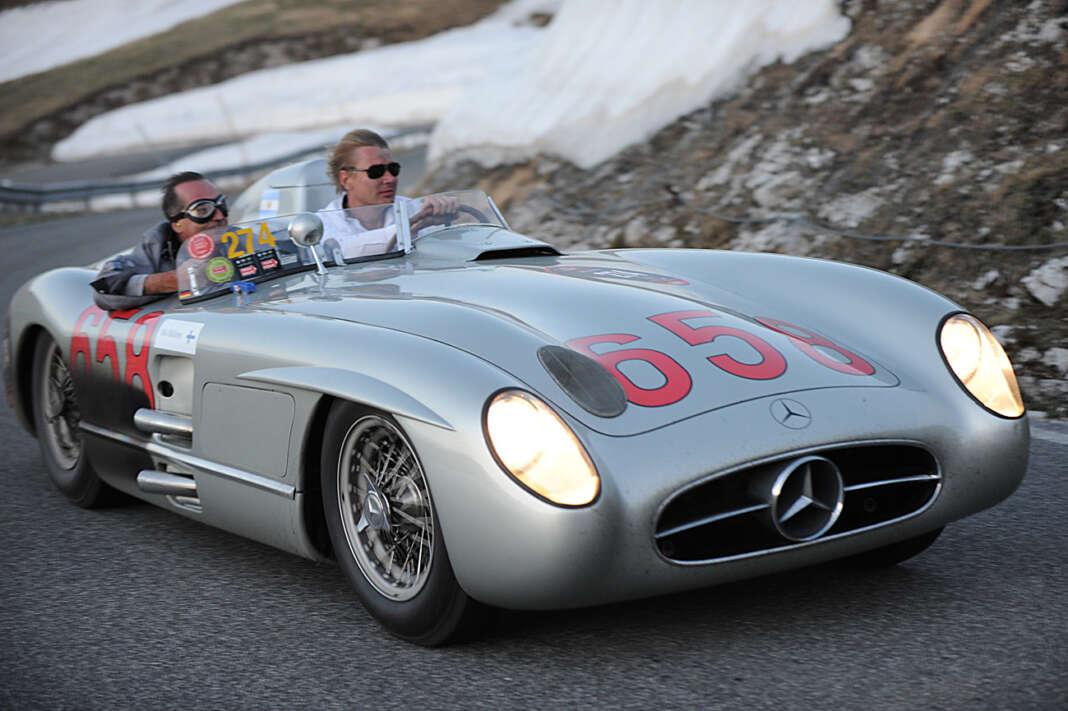 Mika Häkkinen, Juan Manuel Fangio II.