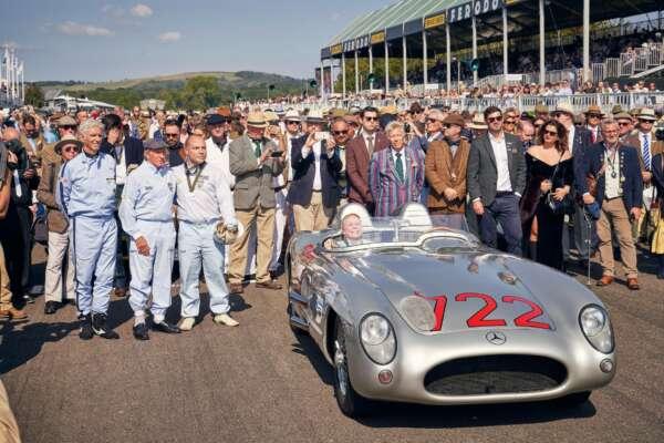 Sir Stirling Moss emlékverseny