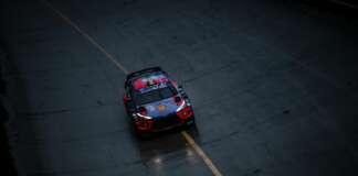 WRC Monza