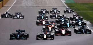Max Verstappen, Lewis Hamilton, Forma-1