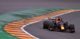 Max Verstappen, Red Bull, Spa-