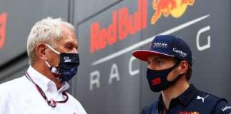 Helmut Marko, Max Verstappen, Red Bull
