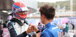 George Russell, Lando Norris, F1