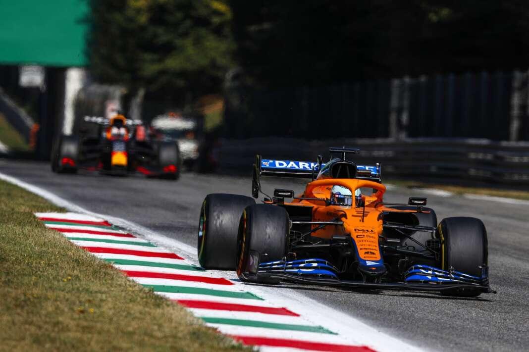 Daniel Ricciardo, Max Verstappen, McLaren, Red Bull
