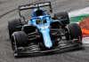Alonso, Alpine, racingline