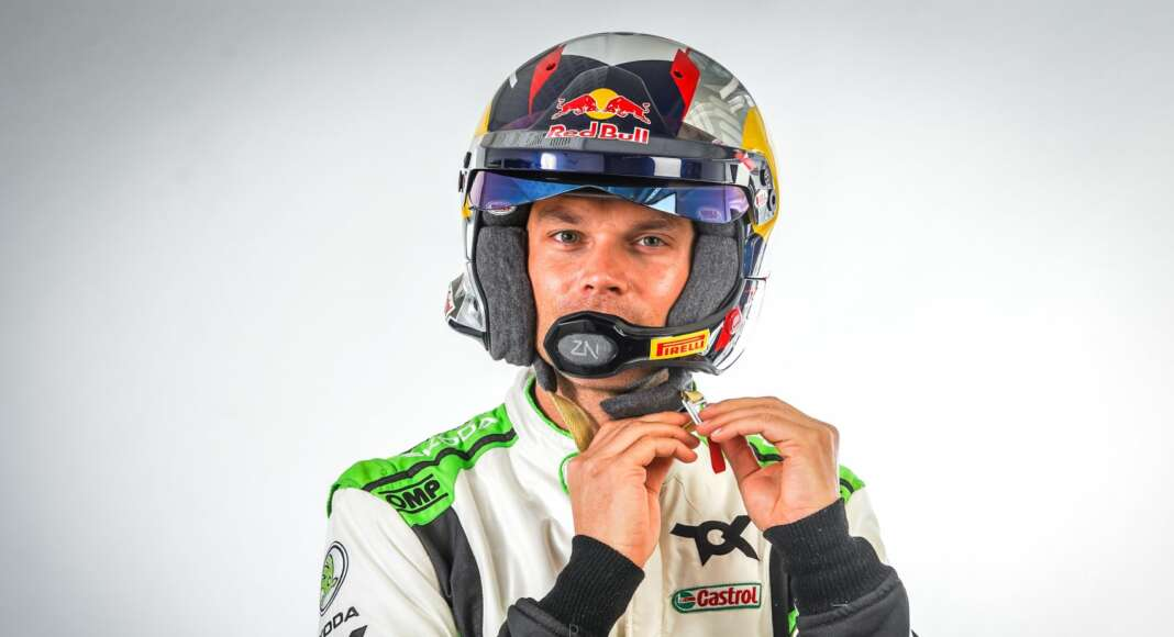 Mikkelsen WRC2