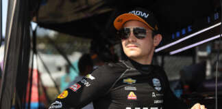 O'Ward, McLaren, racingline