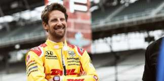 Romain Grosjean, Andretti Autosport, IndyCar, racingline.hu